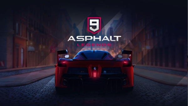 Top Racing Game. Asphalt 9: Legends