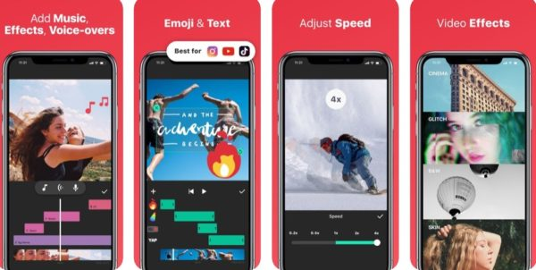 InShot Video Editor for iOS