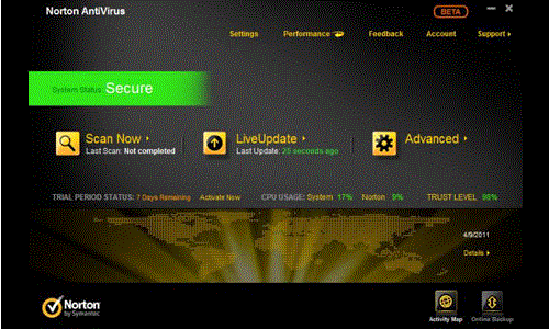 Norton Antivirus for iOS