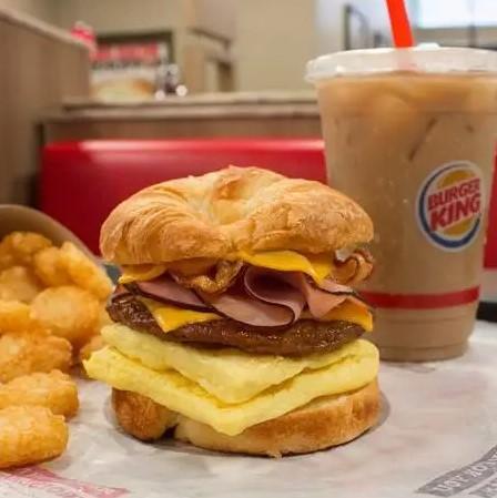 Burger King Croissanwich